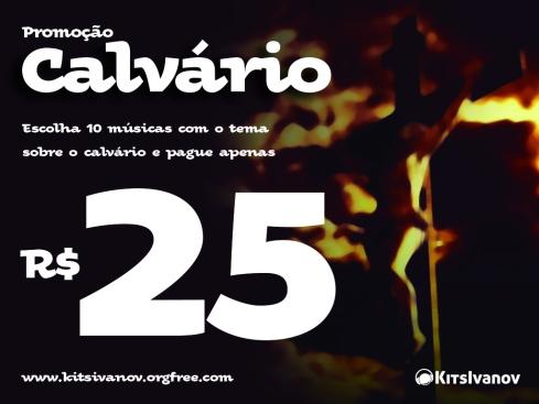 Promoção Semana do Calvário 2013